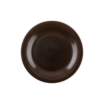 소소모소 모네 미디움원형접시 - 번트시에나_(584259)