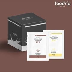 푸드리오 유청단백질 wpc94 초코맛/바나나맛 40g 25포