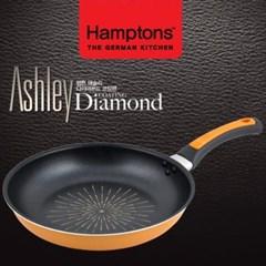 햄튼 애슐리 다이아몬드 28cm 프라이팬_(1813294)