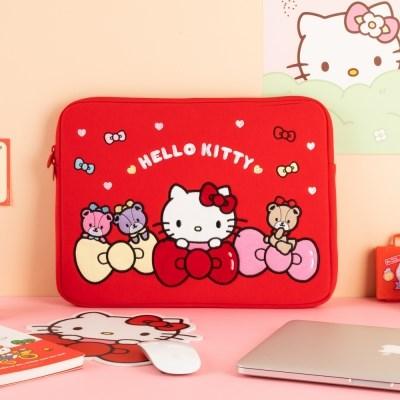 [Sanrio] 헬로키티 13인치 노트북 파우치
