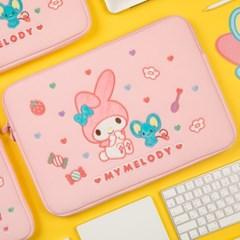 [Sanrio] 마이멜로디 15인치 노트북 파우치