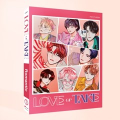 펜타곤(PENTAGON) - 미니 11집 [LOVE or TAKE] (Romantic Ver.)