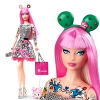 Barbie Tokidoki Doll (111CMV57)