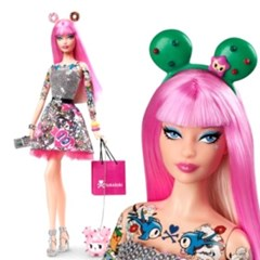 Barbie Tokidoki Doll (111CMV57)