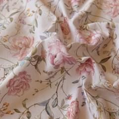 [Fabric] 피오니 블라썸 린넨
