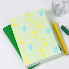 [book cover] spring green
