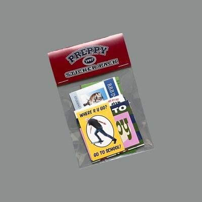 Preppy Sticker Pack