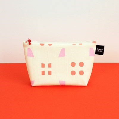 [pouch] spring pink