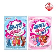 롤리팝 아이스 막대사탕132gx4개+아이스츄잉63gx6개