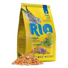 리오 사랑앵무 잉꼬 1kg 새 앵무새 사료 먹이 모이