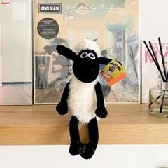 숀더쉽 정품 봉제 인형 25cm 월레스와그로밋 캐릭터 동물 인형