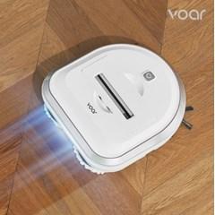 보아르 RD스핀 UV-C살균 무선 로봇 물걸레 청소기
