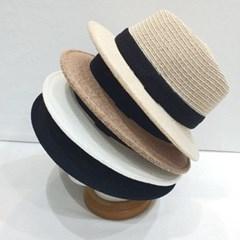 심플 꾸안꾸 데일리 챙넓은 중절모 페도라 모자