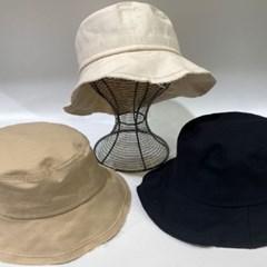 꾸안꾸 데일리 올풀림 챙넓은 버킷햇 벙거지 모자