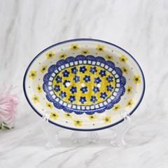폴란드그릇 아티스티나 욕실용품 도자기 비누받침240