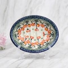 폴란드그릇 아티스티나 욕실용품 도자기 비누받침560