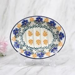 폴란드그릇 아티스티나 욕실용품 도자기 비누받침1196