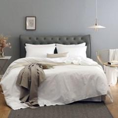 침실의 품격 델루나 호텔식 이불커버 이불커버세트(SS/Q) 2색택1