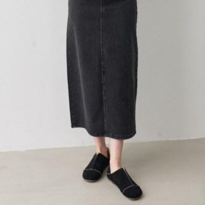 여성 여성 스웨이드 둥근코 유니크디자인 로퍼 DONA 6245