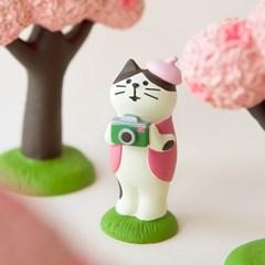 데꼴 2021 벚꽃 피규어 모음