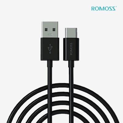 로모스 클래식 C타입 to USB 고속충전 케이블_(1466063)