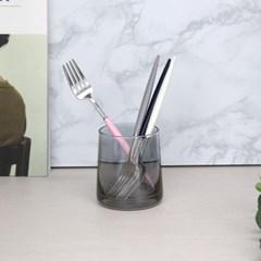 BSF 에펠 보겐비쥬 실버 커트러리 샐러드포크 9컬러택1