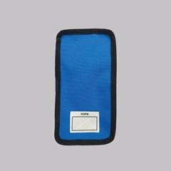 PENCIL POUCH (BLUE)