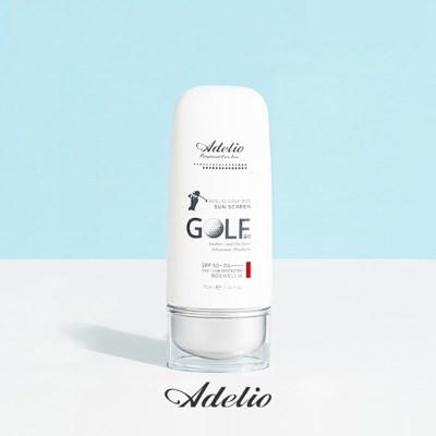 아델리오 골프보스 선스크린 선크림 70ml SPF 50+ PA++++
