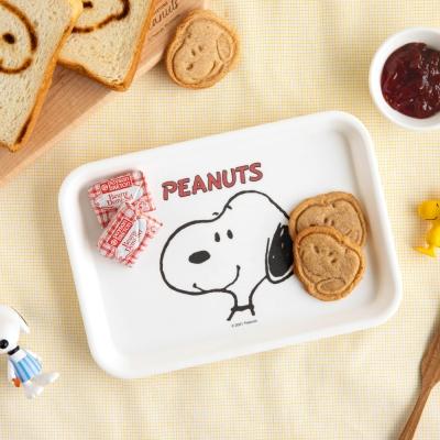 [Peanuts] 프렌즈 사각접시