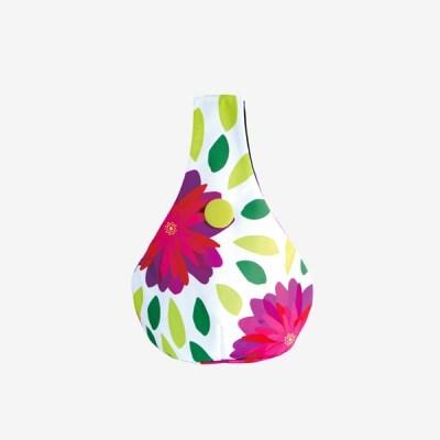 Hwajung Handbag-Plum Flower