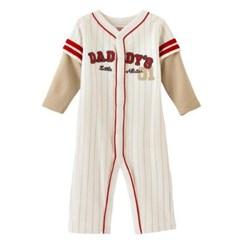 베이스볼 레이어드 유아우주복(6) 310099