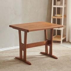 잉글랜더 코다에디션 준 원목 2인용 식탁(의자 미포함)_(13077618)