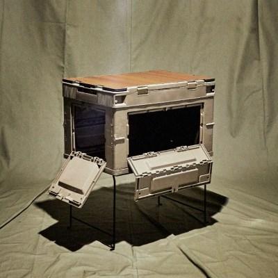 Z박스 접이식 수납 캠핑박스 패키지 50L (선택)_(831695)