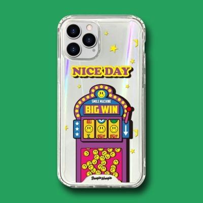 범퍼클리어 케이스 - 좋은날(Nice Day)