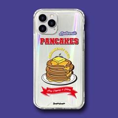 범퍼클리어 케이스 - 팬케잌(Pancake)