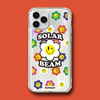 범퍼클리어 케이스 - 솔라빔(Solar Beam)