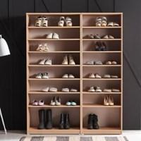 [에띠안]하프 LPM 600/800 키큰 1200/1800 오픈형 신발장 수납장