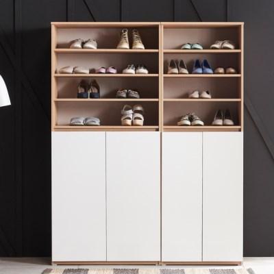 [에띠안]하프 LPM 600/800 키큰 1200/1800 도어형 신발장 수납장