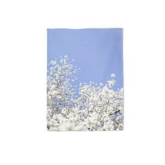 인테리어 패브릭 포스터_하늘벚꽃