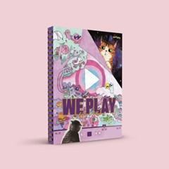 위클리(Weeekly) - 미니 3집 [We play] (UP Ver.)