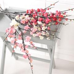 뉴흑매화가지 100cm 조화 꽃 인테리어 장식 FAIAFT