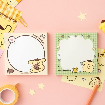 [Sanrio] 폼폼푸린 메모패드