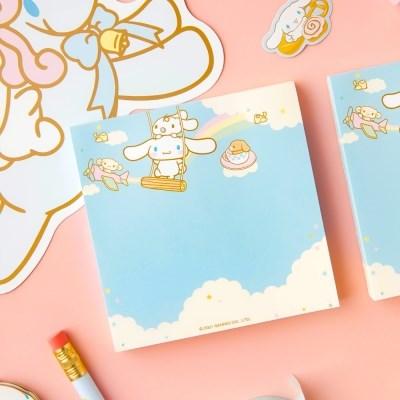 [Sanrio] 시나모롤 메모패드