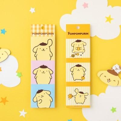 [Sanrio] 폼폼푸린 줄줄이 스티커