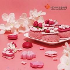 핑크블라썸 딸기앙금떡 쌀카롱 만들기 DIY키트
