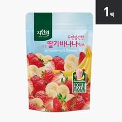 [자연원] 두번엄선한 냉동 딸기바나나믹스 1kg