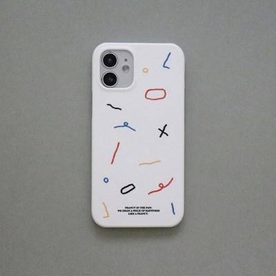 PHONE CASE. COLOR PENCIL