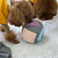 강아지 노즈워크 코박고 킁킁볼 장난감