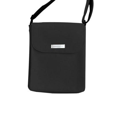 second soft ecobag (black)