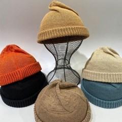 기본 심플 데일리 패션 꾸안꾸 와치캡 비니 모자